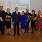 Apdovanoti geriausi 2017 metų mokytojai