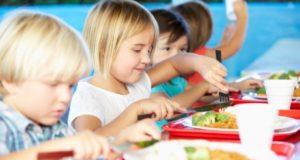 Maitinimo vaikų ugdymo įstaigose naujovės