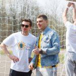 Žinomi vyrai tapo globos namų vaikų futbolo treneriais