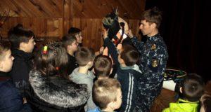 Minėdami NATO dieną, užpaliečiai domėjosi karių narų veikla