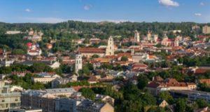 """""""Lonely Planet"""" Vilnių pripažino viena geriausių šių metų Europos kelionių krypčių"""