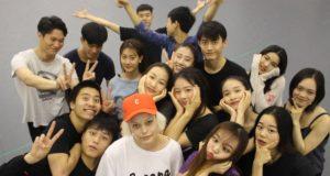 Lietuvė studentams Kinijoje atveria šiuolaikinio šokio pasaulį
