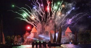 Trakų miesto šventė: meno festivaliai, spalvingi jaunimo renginiai ir įspūdingas vakaro koncertas