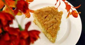Prancūziškas migdolų pyragas