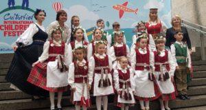 Vašingtono gyventojams pristatytos lietuviškos tradicijos