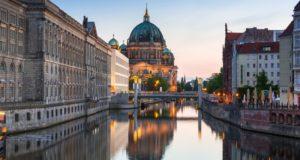 Kitokia pažintis su Berlynu