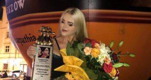 Neringa Šiaudikytė triumfavo tarptautiniame dainų konkurse