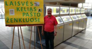 Lietuvos istoriją pasakoja paroda, kurios eksponatai rinkti Venesueloje