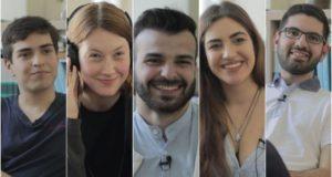 """Studentai iš užsienio: """"Eurovizija"""" – tai šalių vienybė, o ne varžybos"""""""