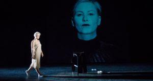 Aktorė Gintarė Latvėnaitė tapo teatrų festivalio Šanchajuje veidu