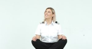 """Pilotė Lina Makalauskaitė: """"Šis darbas ne tiems, kuriuos motyvuoja tik pinigai ir prestižas"""""""