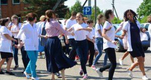 Sienas griaunantis šokis Vilkijoje