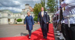 Lietuvos ir Nyderlandų draugystę vainikuoja karališkasis vizitas