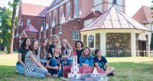 Miniatiūrinę Kretingą kūrė daugiau nei 100 moksleivių ir mokytojų