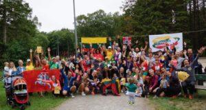 """NORVEGIJA. Šimtmečio bėgimas """"Penki už Lietuvą"""" Rogalande"""