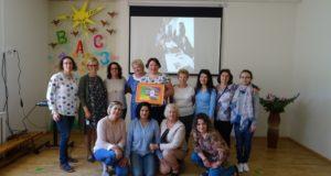 """Finalinis """"Erasmus+"""" projekto """"Žingsniuojame į atsinaujinantį požiūrį"""" susitikimas Telšiuose"""