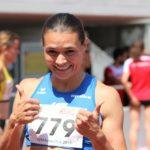 Du rekordus pasiekusi Agnė Šerkšnienė ne tik įsiveržė į elitą, bet ir palengvino kelią Europos čempionate