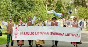 Viso pasaulio Lietuva susitiks Vilniuje