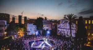 Lietuva prisistatė didžiausioje Tel Avivo miesto šventėje