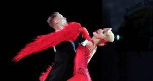 Lietuvos šokėjai – prestižinių varžybų Kinijoje sidabro medalininkai