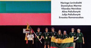 Tarptautinėje matematikos olimpiadoje Rumunijoje lietuviai iškovojo du bronzos medalius
