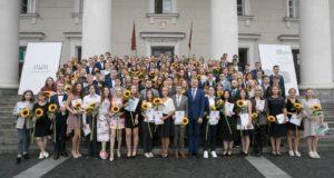 Vilniaus abiturientai pakartojo praėjusių metų rekordą