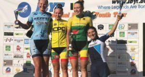 Belgijoje ir Italijoje – neeiliniai jaunųjų Lietuvos dviratininkų pasiekimai