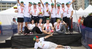 """""""Hood to Coast"""" maratone JAV lietuviai išvystė rekordinį greitį"""