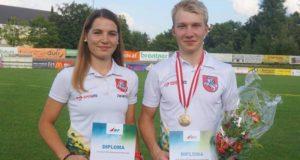 Lietuvis – pasaulio jaunimo čempionato bronzos medalininkas