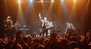"""""""Sostinės dienose"""" – garsios britų roko grupės koncertas"""