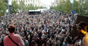 """""""Sostinės dienose 2018"""" – daugiau kaip 70 atlikėjų ir grupių"""