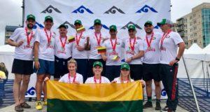 JAV lietuviai – pasaulyje garsiose bėgimo varžybose