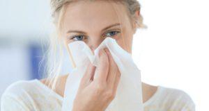 Kaip sustabdyti kraujavimą iš nosies
