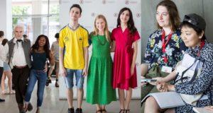 Vasaros kursuose Kaune – studentai iš daugiau kaip 30 šalių