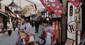 Stebinanti Japonija: modernumas, sumišęs su senomis tradicijomis