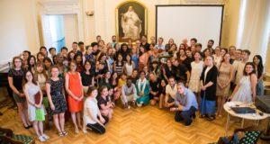 Kauną užplūdusių užsieniečių bendras siekis – tautų ir kalbų draugystė