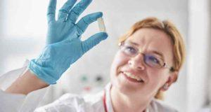 Atradimas šiuolaikinėje medicinoje: Kauno mokslininkai rado būdą, kaip panaudoti sepijų kaulus