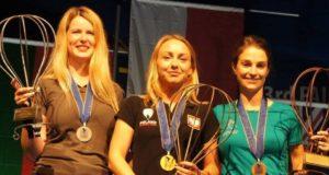 Lietuvė iškovojo sidabrą Pasaulio moterų karšto oro balionų čempionate
