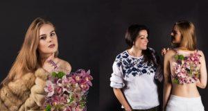 Kristina Rimienė pristatė unikalią floristinės juvelyrikos kolekciją