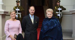 Jungtinės Karalystės karališkasis vizitas – dėmesys dvišalių ryšių stiprinimui