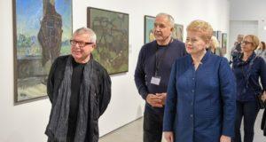 MO muziejus – išskirtinė šimtmečio dovana Lietuvai