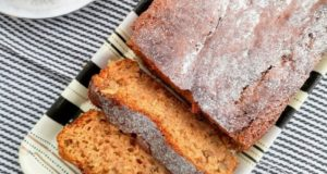 Persimonų duona su riešutais