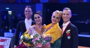 Lietuvos šokėjai tapo pasaulio vicečempionais