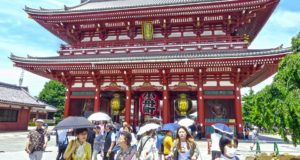 "Japonijoje stažavęsis lietuvis: ""Japonai visada galvoja apie žmones aplinkui"""