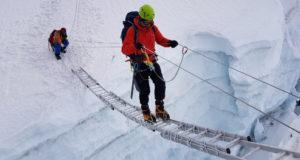 Keliautojas Tadas Jeršovas – apie iššūkius kalnuose