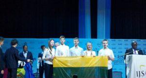 Tarptautinėje olimpiadoje Lietuvos moksleiviai iškovojo penkis bronzos medalius