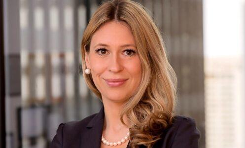 Kanadoje už visuomeninę veiklą įvertinta lietuvė teisininkė
