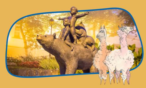 40 idėjų kelionėms su vaikais