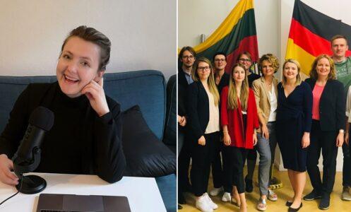 """Rūta Naujokaitė: """"Myliu Lietuvą ir noriu ją rodyti pasauliui"""""""